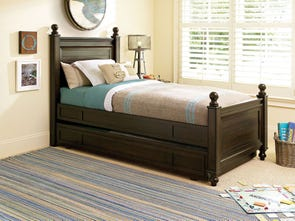 Universal Smartstuff Paula Deen Kids Guys Twin Size Reading Bed with Trundle