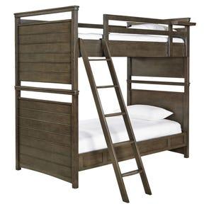 Universal Smartstuff Varsity Twin Size Bunk Bed