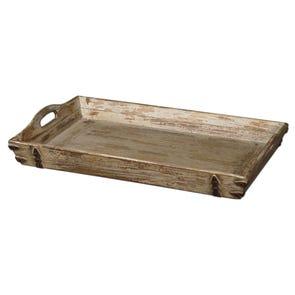 Uttermost Abelardo Rustic Wooden Box