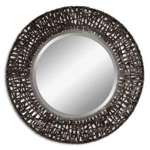 Uttermost Alita Champagne Mirror