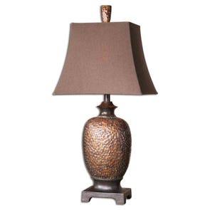 Uttermost Allendale Drum Shade Floor Lamp
