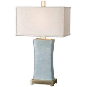 Uttermost Antonito Textured Ceramic Table Lamp