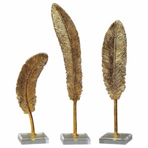 Uttermost Feathered Beauty Prints Set of 4