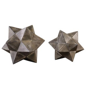 Uttermost Geometric Shapes Set of 3