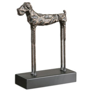 Uttermost Marta Wood Sculptures Set of 3