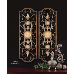 Uttermost Micayla Large Panel