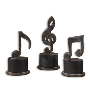 Uttermost Moonglow Modern Art Set of 3