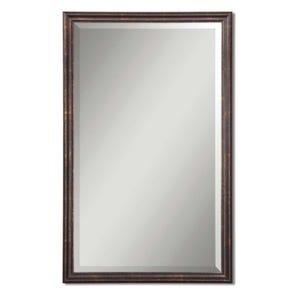 Uttermost Petite Manhattan Oval U Mirror