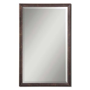 Uttermost Petite Manhattan Oval U Mirror