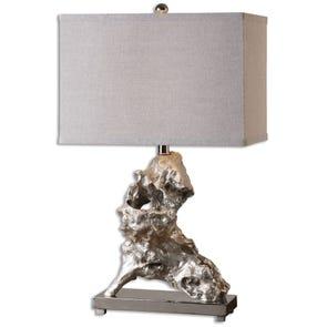 Uttermost Villaga Rust Brown Floor Lamp