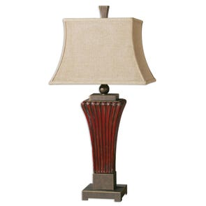 Uttermost Rory Table Lamp in Ivory