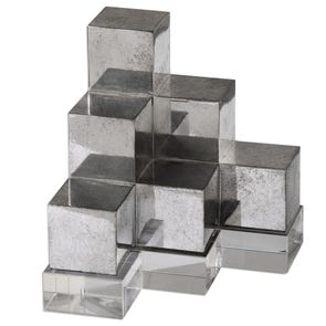 Uttermost Tic Tac Toe Sculpture Set of 4
