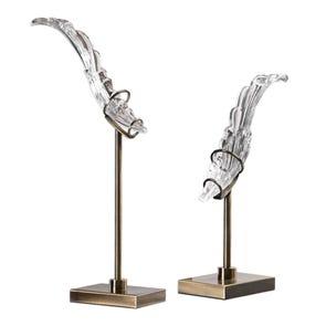Uttermost Velemir Bird Sculpture