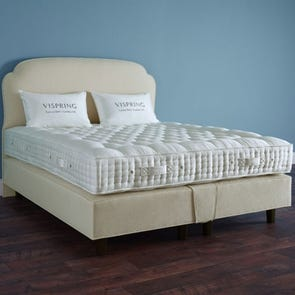 Clearance Vispring Sublime Superb Medium/Soft Dual Coil Tension Queen Mattress Only SDMS0519TR6