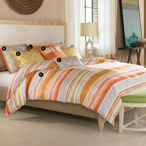 Wildcat Territory Aquarelle Bedding Set