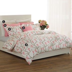 Wildcat Territory Magnolia Bedding Set