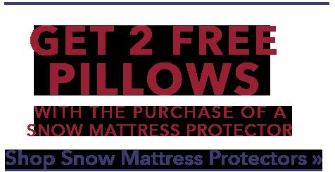mattress protector promo