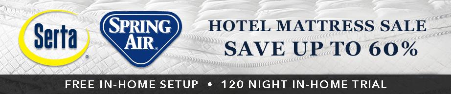Hotel mattress sale