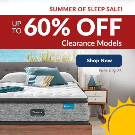 Black Friday Mattress Clearance coupon