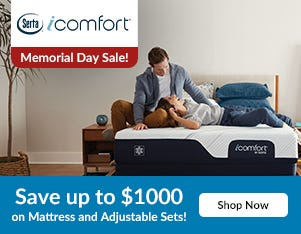 iComfort Foam sale