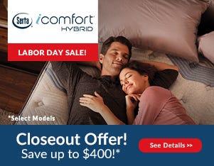 iComfort Hybrid sale
