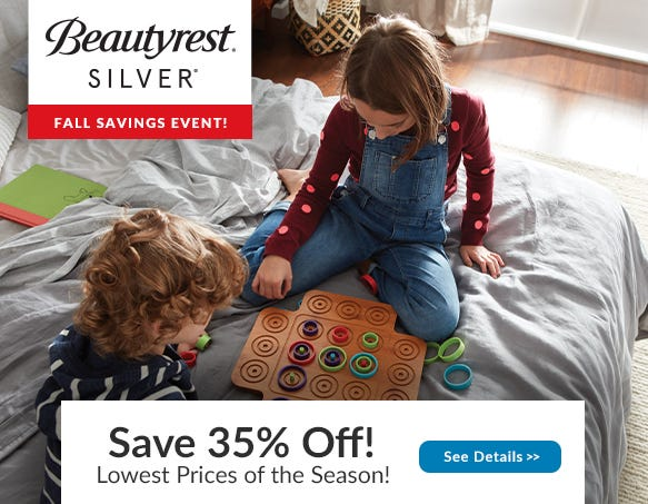 Beautyrest Silver sale