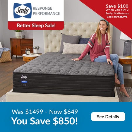 Sealy Response Deal