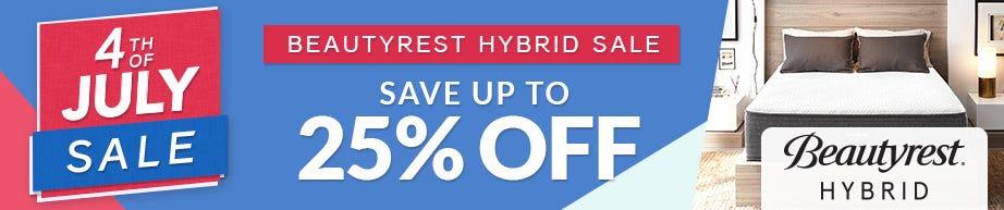 beautyrest silver hybrid sale