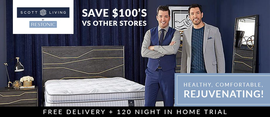 property brothers mattress
