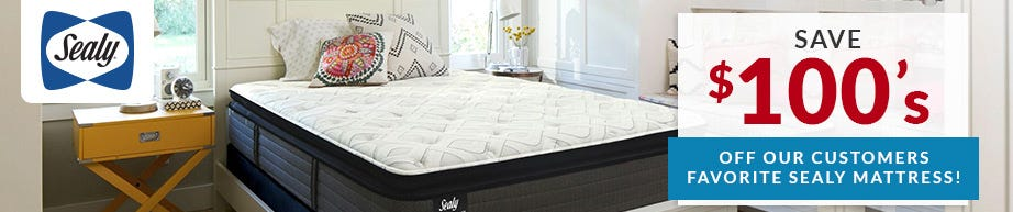 sealy mattress sale