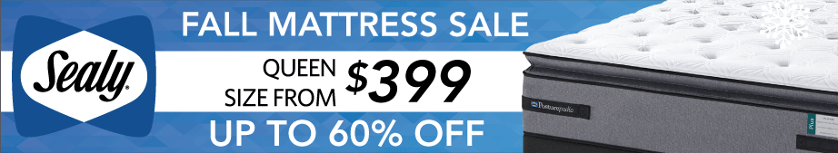 sealy mattress sale