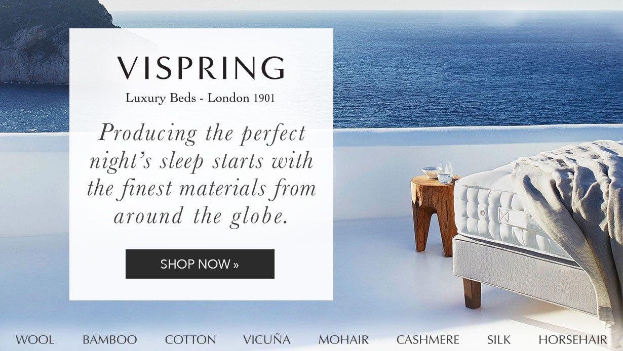 Vispring mattress sale