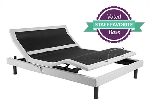 Malouf Structures S755 queen-size adjustable bed