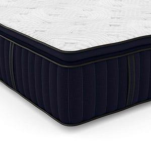 Sapphire Dream Luxury Plush Pillow Top mattress corner