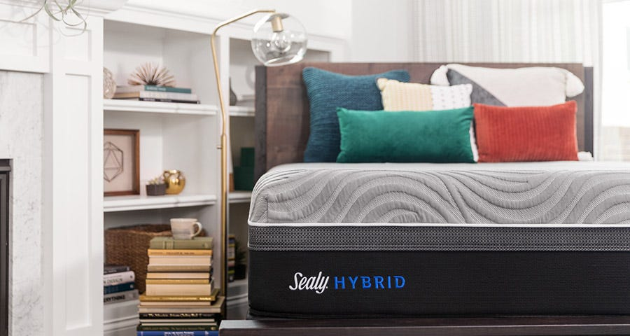 Sealy Hybrid Kelburn Mattress