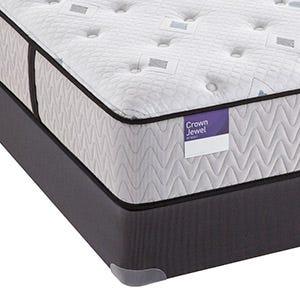 Corner view of the Inspirational Night Plush mattress