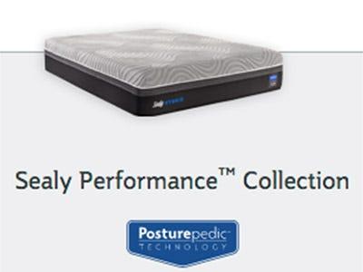 Sealy Performance Hybrid mattress