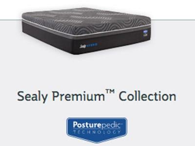 Sealy Hybrid Premium mattress