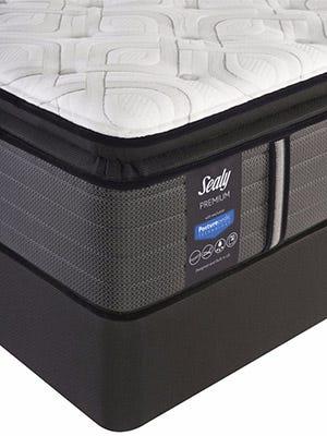Sealy Response Premium bed corner view