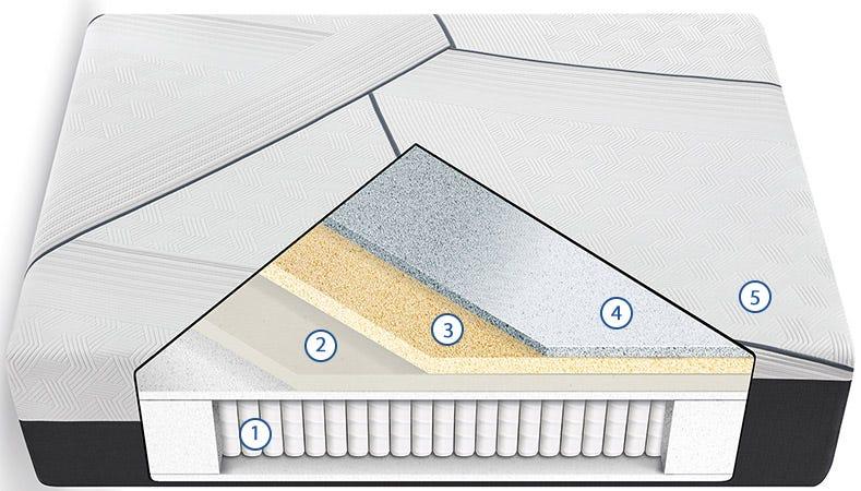 CF3000 Hybrid Medium Cutaway Image