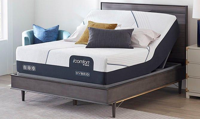 Serta iComfort CF3000 Hybrid Plush
