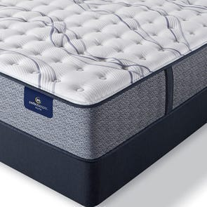 Serta Perfect Sleeper Elite Trelleburg II Firm Mattress corner shot