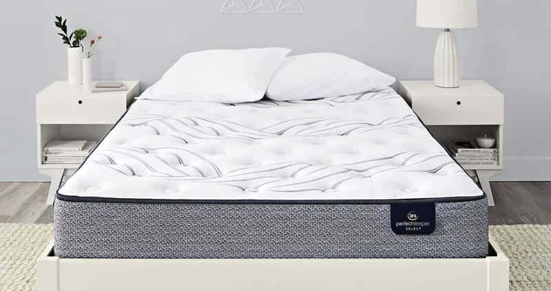 Serta Perfect Sleeper Select Kleinmon Ii Plush Mattress Review