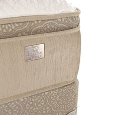 Franklin Euro Top mattress corner view