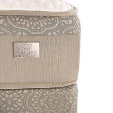 Hamilton Luxury Firm mattress corner view