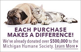 Michigan Humane Society donations
